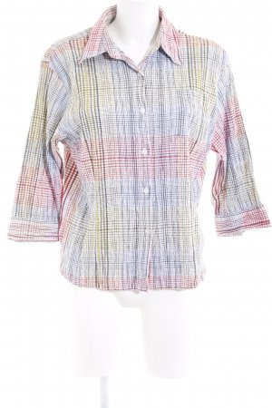 Biaggini Langarm-Bluse Karomuster Country-Look
