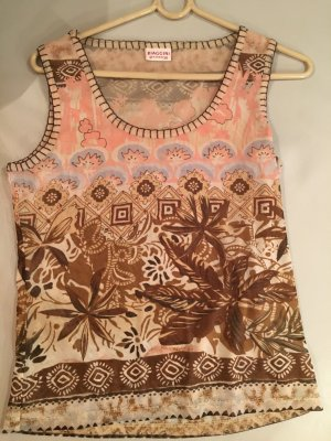 BIAGGINI Top bunt, retro chic, Gr. 38, wie NEU