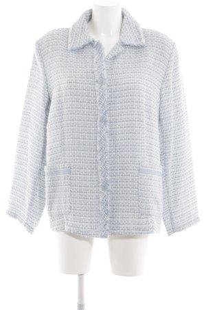 Biaggini Tweed Blazer light grey casual look
