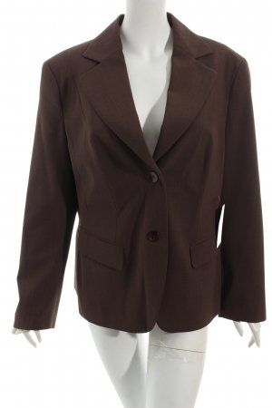 Bianca Blazer braun Business-Look