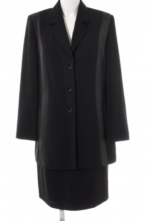Bianca Kostüm schwarz Elegant