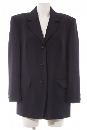 Bianca Long-Blazer blau-dunkelblau Business-Look