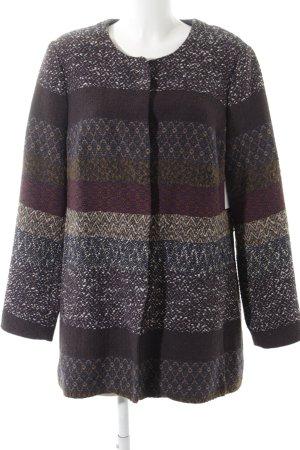 Bianca Between-Seasons-Coat weave pattern hippie style