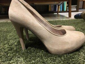 Bianco High Heel in beige