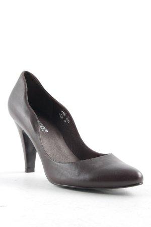 Bianco High Heels braun Elegant