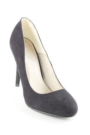 Bianco High Heels schwarz Elegant