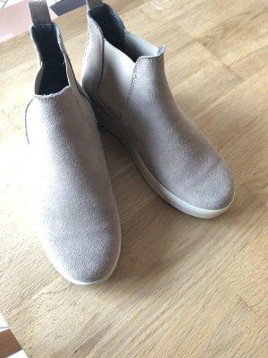 Bianco Plateau Chelsea Boots, Größe 36