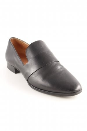 Bianco Slip-on Shoes black simple style