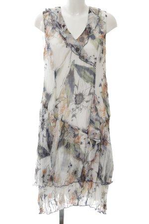 Biba A Line Dress flower pattern casual look