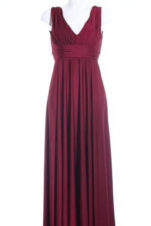 Biba Evening Dress carmine elegant
