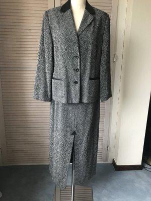 Biba Ladies' Suit black-white