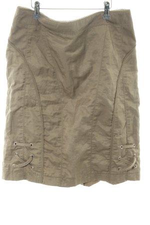 Biba Pencil Skirt khaki casual look