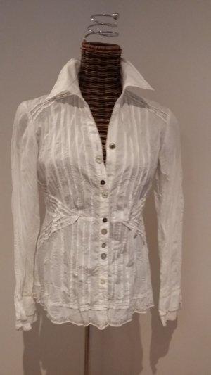 BiBa-Bluse im Knitter-Look
