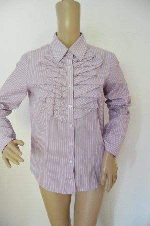 Biba Camicetta a blusa bianco-malva