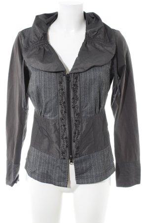 Biba Blouse Jacket dark grey elegant