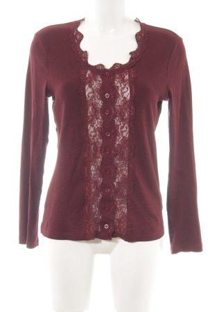 Biba Blouse Jacket red elegant