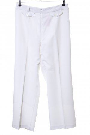 Biba Pleated Trousers white business style
