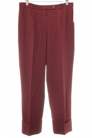 Biba Pleated Trousers carmine elegant