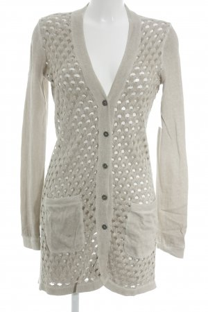 Biba Cardigan loosely knitted pattern casual look