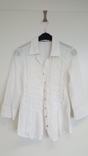 Biba Crash Blouse natural white-white