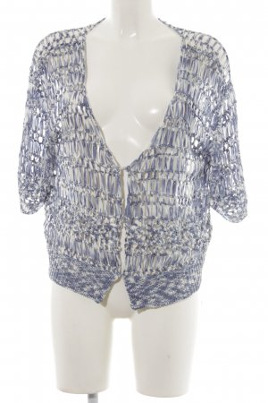 Biba Crochet Cardigan batik pattern casual look