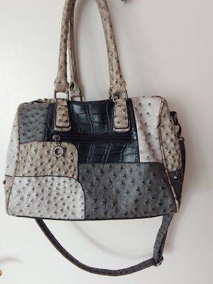 Biba Handbag multicolored imitation leather
