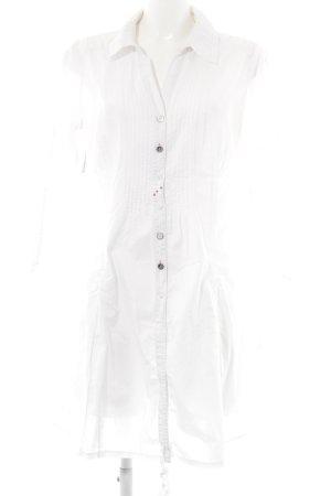Biba Hemdblouse wit zakelijke stijl