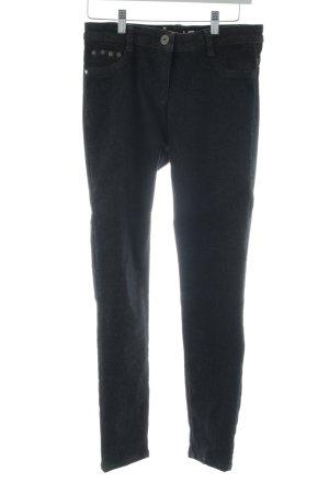 Biba High Waist Jeans schwarz Casual-Look