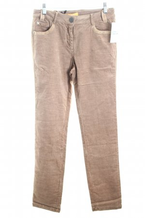 Biba Pantalone color cammello stile casual