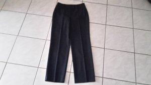 Biba Pantalón tipo suéter azul oscuro Poliéster