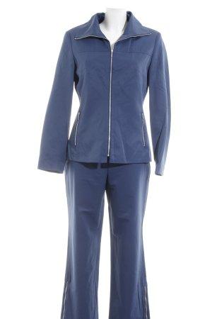 Biba Traje de pantalón azul elegante