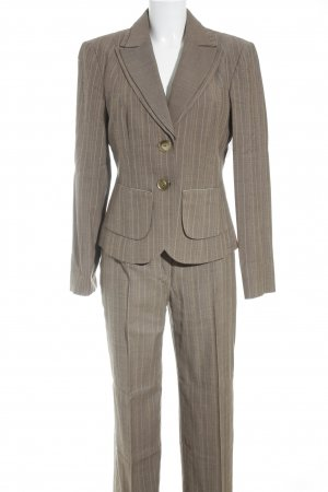 Biba Trouser Suit pinstripe business style