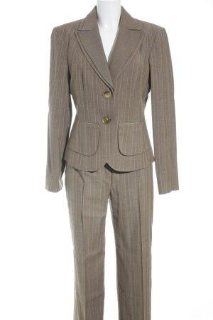 Biba Tailleur pantalone gessato stile professionale