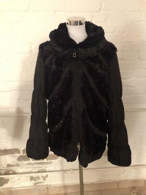 Biba Fake Fur Jacket black