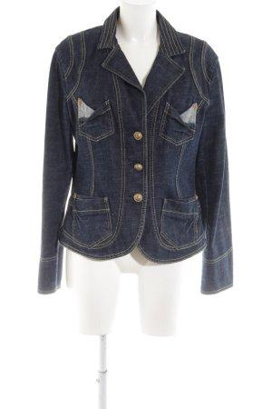 Biba Denim Jacket blue casual look