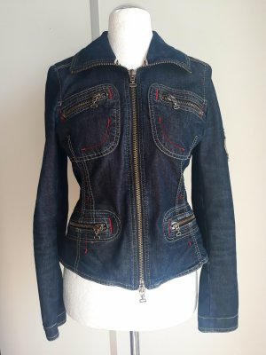 Biba Denim Jacket blue-dark blue