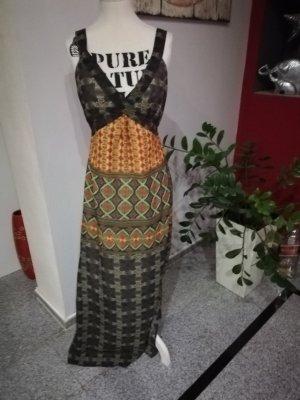 Crisca Dress multicolored