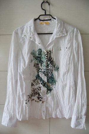 Biba Blusa blanco