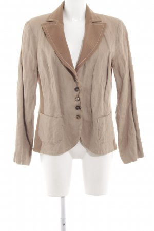 Biba Short Blazer nude-brown elegant