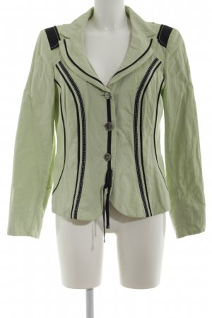 Biba Short Blazer multicolored casual look