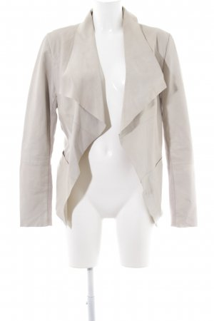 Biba Short Blazer oatmeal business style