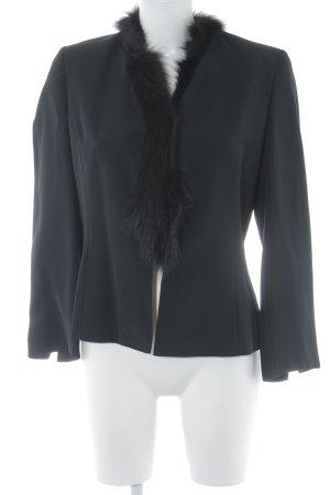 Biba Blazer corto negro elegante