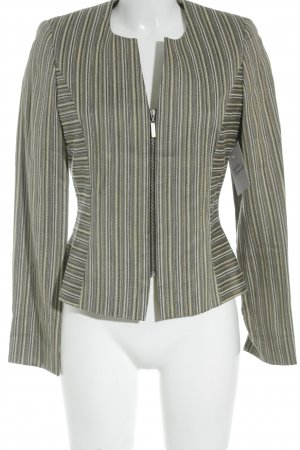 Biba Short Blazer striped pattern elegant