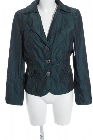 Biba Short Blazer forest green elegant