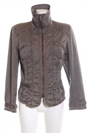 Biba Short Jacket brown business style