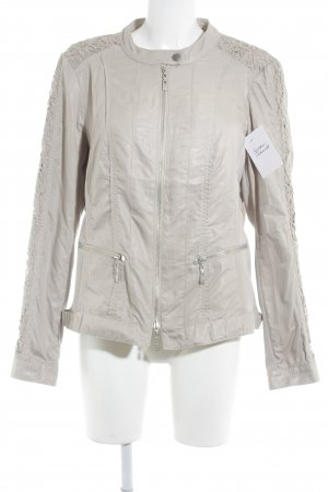 Biba Short Jacket beige casual look