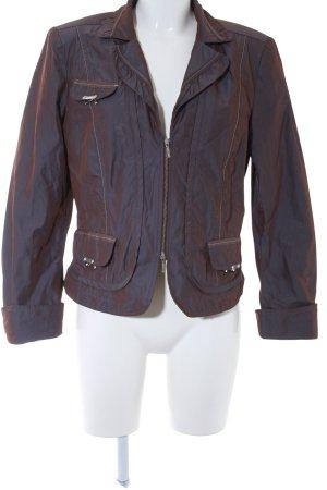 Biba Short Jacket dark brown extravagant style