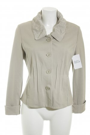 Biba Short Jacket grey brown extravagant style