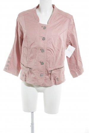 Biba Short Jacket pink casual look