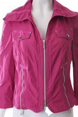 Biba Short Jacket violet athletic style